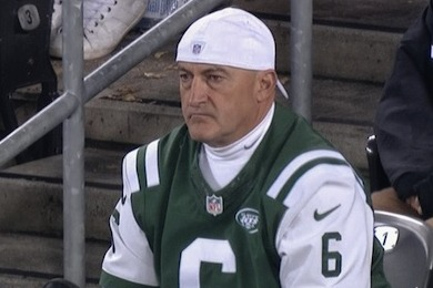 Fireman Ed Leaves Game Early, Deletes Twitter