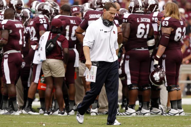 Auburn vs. Alabama: Win in Iron Bowl Can't Save Gene Chizik's Job