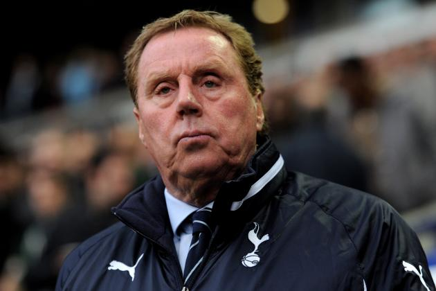 QPR Officially Names Harry Redknapp as New Manager