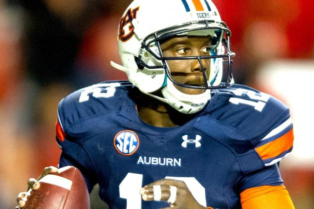 Auburn vs. Alabama: How Tigers Can Avoid Complete Embarrassment vs. Tide