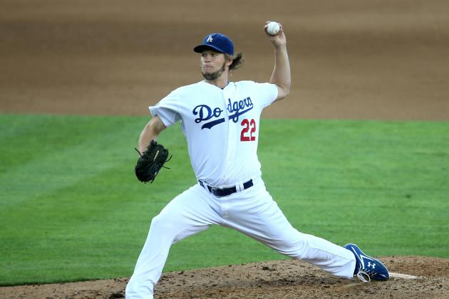 Dodgers Have Yet to Start Talks with Kershaw, Who Has New Representation