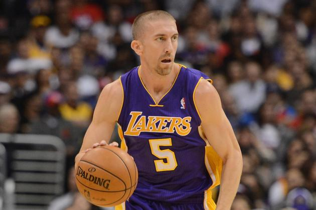 D'Antoni Says Steve Blake Could Return Tuesday