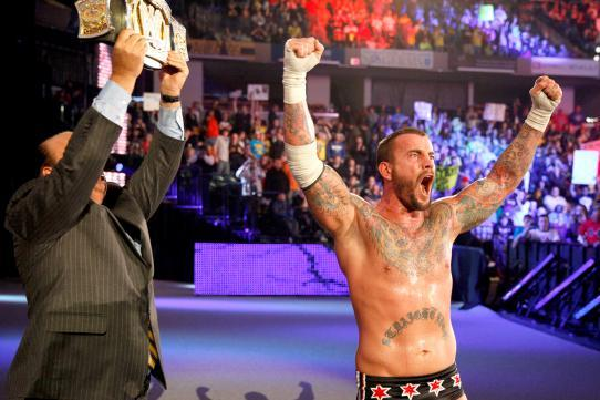 CM Punk, John Cena, Ryback & Latest WWE News & Rumors from Ring Rust Radio