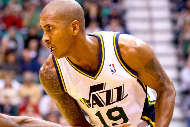 Why Raja Bell Would Be Perfect Addition to Answer Lakers' Bench Woes