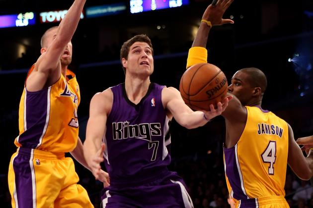 Jimmer Fredette's Third Game in Utah Lacks Buzz