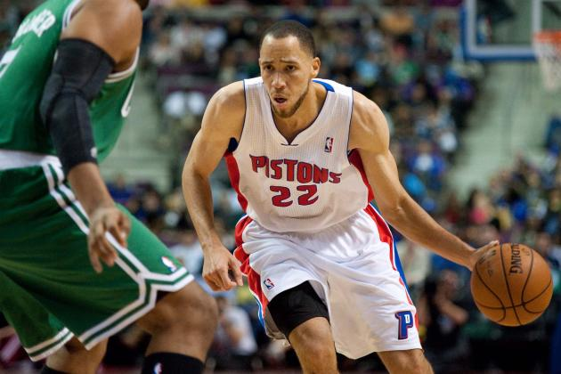 Tayshaun Prince Openly and Publicly Questions Lawrence Frank