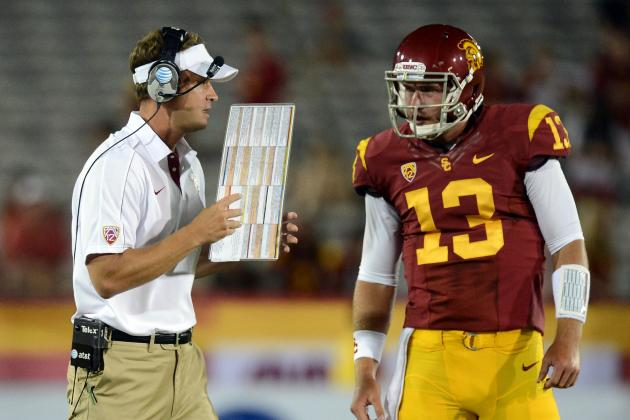 It's just football: That's why Max Wittek and USC will win