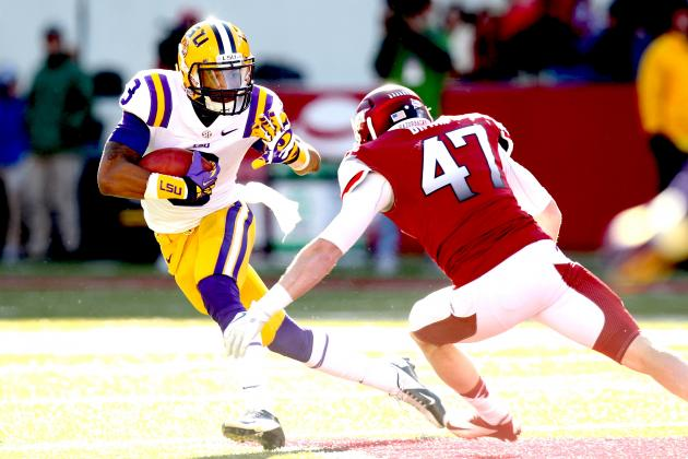 LSU vs Arkansas: Live Scores, Analysis and Results