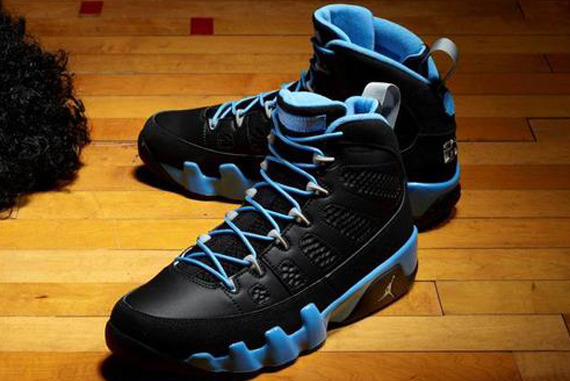 Breaking Down New Air Jordan IX 'Slim Jenkins' Shoes