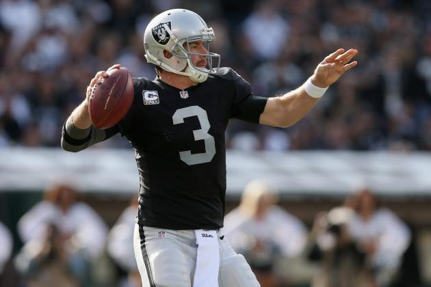 Oakland Raiders Week 12 Preview: Carson Returns Home to Face Cincinnati