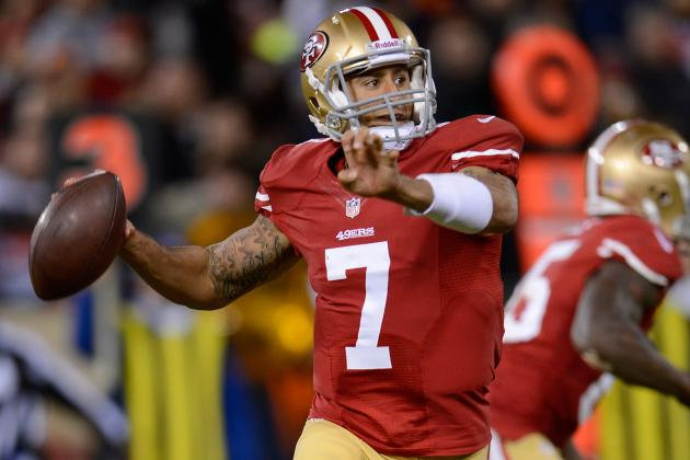 Week 12 Fantasy Football Rankings: Colin Kaepernick and QBs Set for Big Games