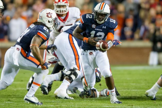 Auburn Trying to Ignore Underdog Status as Tigers Prepare for the Iron Bowl