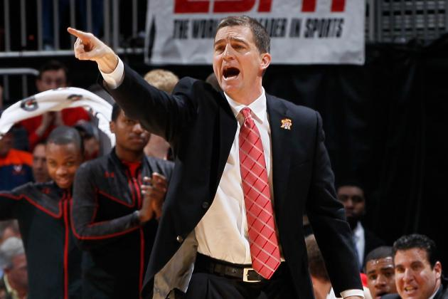 Terps' Turgeon to Tinker with Combinations?