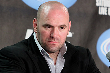 UFC President Dana White Doesn't Think a Fighters Union Will Ever Happen