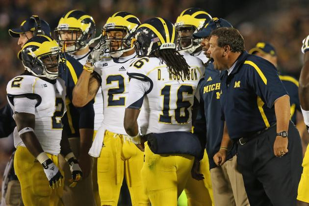 Michigan Wolverines vs. Ohio State Buckeyes Is 'Super Bowl' for Fans in Michigan
