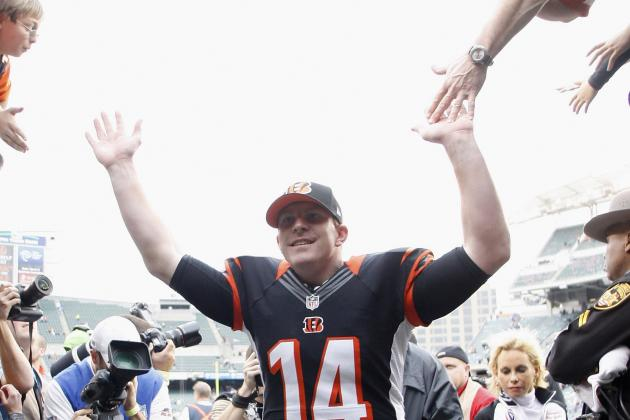 Cincinnati Bengals 2012: Is Bengals Schedule Now Favorable Enough for Playoffs?
