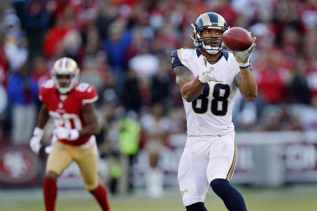 Rams TE Kendricks Coming on Strong