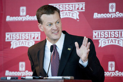 Egg Bowl on Thanksgiving? Mississippi State Wants It to Happen