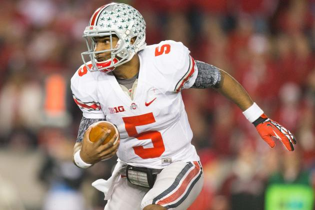 Michigan Football: Wolverines Won't Be Able to Stop Ohio State QB Braxton Miller