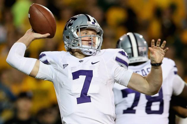 Kansas State Football: Collin Klein Will Lead Wildcats to Fiesta Bowl Berth