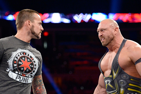 WWE TLC 2012: Why CM Punk Will Obviously Beat Ryback in a Tables Match