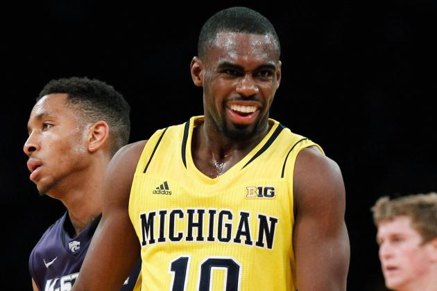 Tim Hardaway Jr. Passes Concussion Tests After Bump to Head vs. K-State