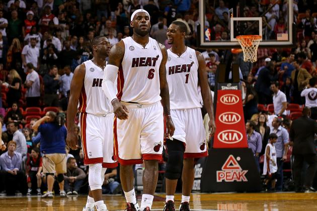 Heat Getting Opponents' Best -- and More