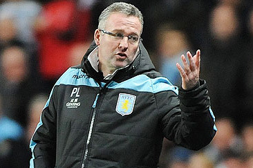 Paul Lambert Certain Aston Villa Can Steer Clear of Relegation Trouble