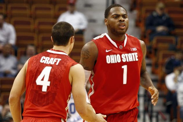 No. 3 Ohio St. 91, UMKC 45