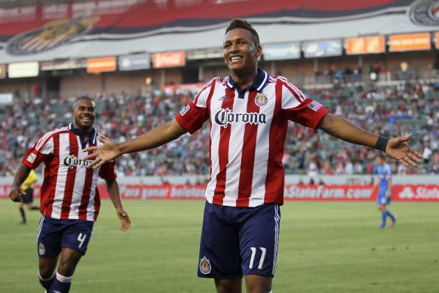 Transfer Rumors: Why Chivas USA's Juan Agudelo Should Play for Celtic FC in 2013