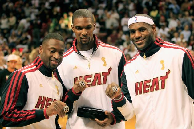 Why the Miami Heat Still Have the Best Big Three in the NBA