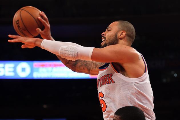 Knicks Still Have Room for Improvement