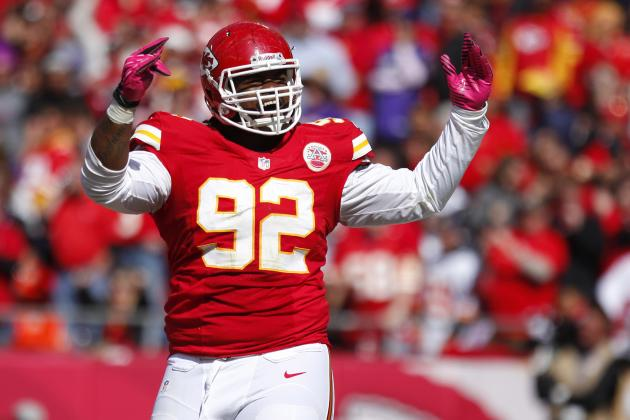 Poe Is the Clear-Cut Leader of the Chiefs' Rookie Class