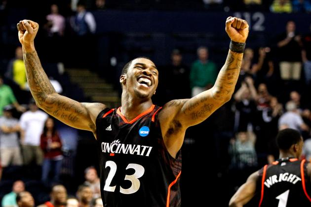 Cincinnati Bearcats Basketball: Sean Kilpatrick Dominant in Win over Iowa State