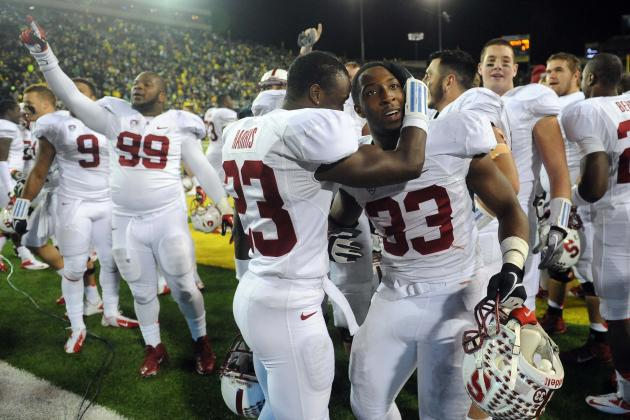 Bowl Projections: Stanford Will Own Nebraska in 2013 Rose Bowl