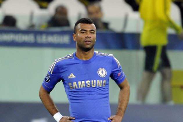 Paris Saint-Germain Twitter Storm over Ashley Cole Tweet