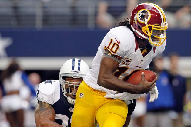 RG3: Is He Really Good Enough to Be Considered the NFL MVP?