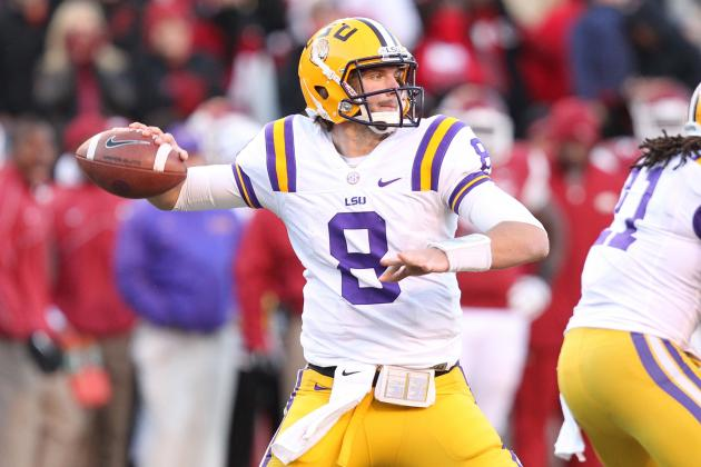 LSU Football: Why Zach Mettenberger Will Be Better Than Johnny Manziel in 2013