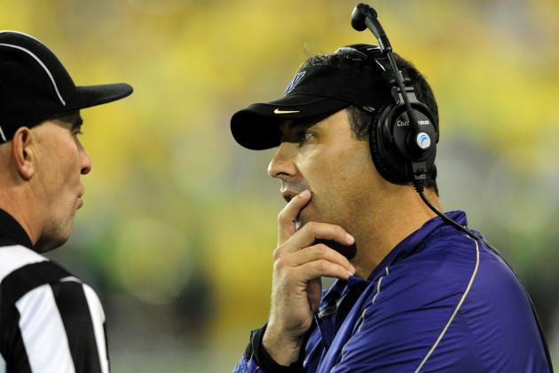 Washington vs. Washington State: Huskies Should Fire Steve Sarkisian