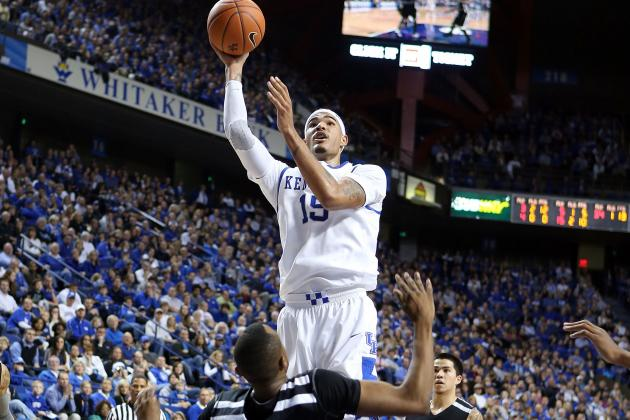 UK vs. LIU: Wildcats Overcome Slow Start to Rout Blackbirds 104-75