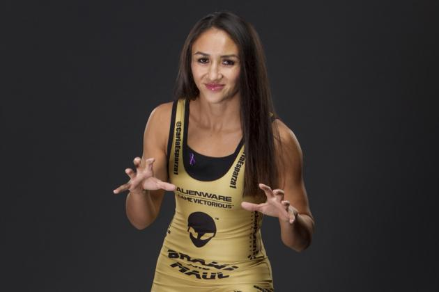 Invicta FC 4 Fight Card: Carla Esparza Stars in Strawweight Championship Bout