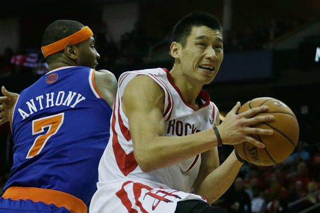 Houston Rockets Explosion on New York Knicks Shows Jeremy Lin Move Was Win-Win