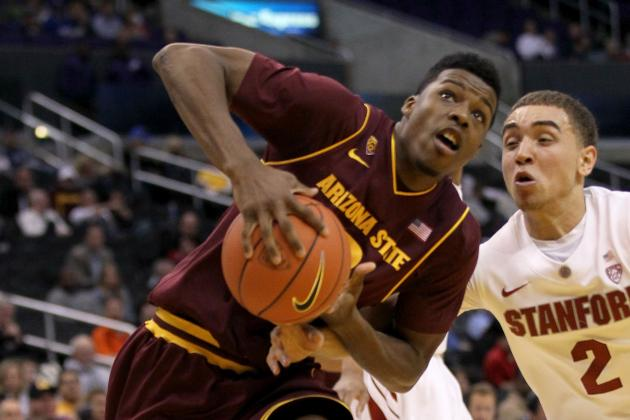 Arizona State Cruises Past Arkansas for 83-68 Win