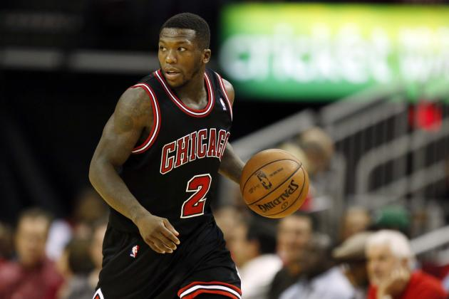 How Nate Robinson Is Shedding His One-Dimensional Label with Chicago Bulls