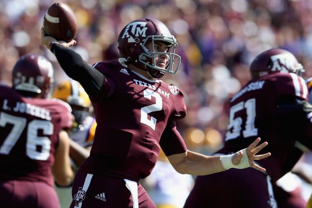 Texas A&M Deserves BCS At-Large Bid over LSU