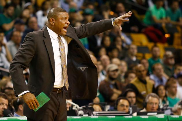 Doc Rivers: 'That's Who We Have to Be'