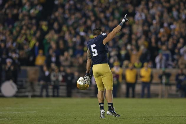Notre Dame vs. USC: Irish Defense Will Prove Too Much for Max Wittek to Handle