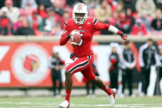 Teddy Bridgewater: Louisville QB Is Perfect NFL Draft Prospect, Would Go No. 1