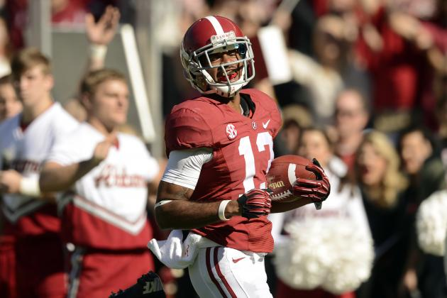 Alabama vs. Auburn: Betting Odds, Preview and Iron Bowl Pick