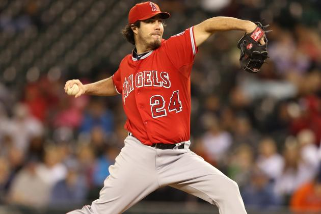 Padres Interested in Dan Haren and Shaun Marcum